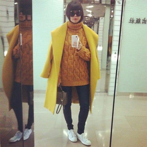 Instagram Street Style What To Wear In Winter