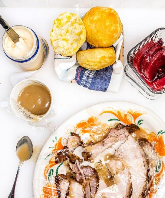 Thanksgiving Leftovers Brunch Breakfast Recipe Ideas