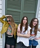 Local Faves At SXSW: Sister Act HAIM Pairs Girl-Power Pop With Nail Art