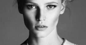 Post-Baby, Lara Stone Goes Unretouched (and Naked) in
