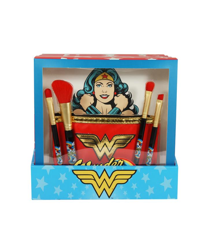 Wonder Woman Makeup Brushes Walgreens - Mugeek Vidalondon