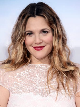 how to get drew barrymore waves
