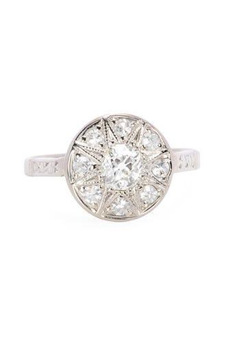 Vintage Engagement Rings Unique Antique Styles