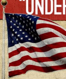 flag open