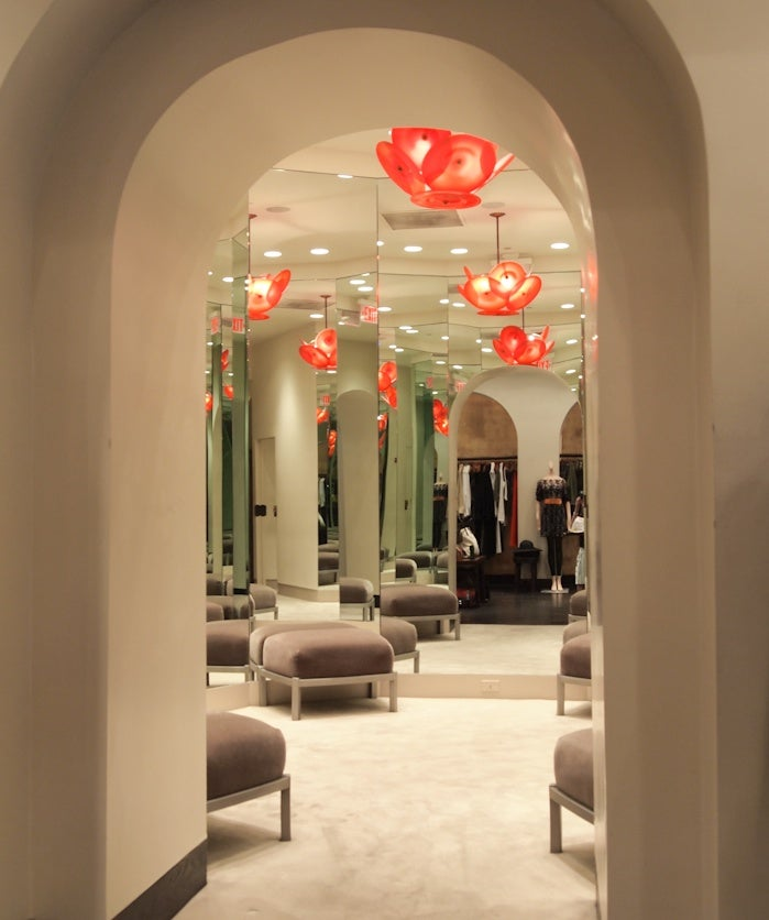 The Coolest Dressing Rooms In Chicago