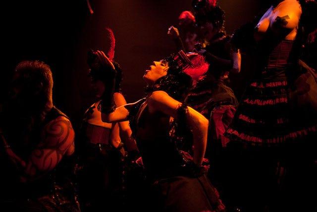 Behind The Scenes At NYC's Sexiest Nightclub