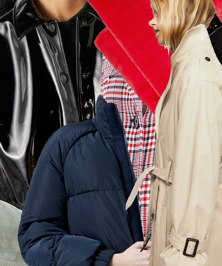 New Womens Coats Jackets Trends Fall Winter 2017