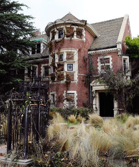 American Horror Story House Sold