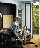 Nate Berkus & Jeremiah Brent's Home Is A Modern, Manly Sanctuary
