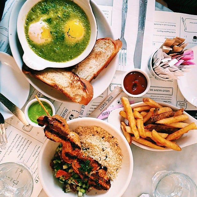 Best Instagrammed Restaurants In Nyc