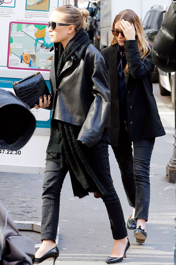 Olsen Twins Inspired Outfits