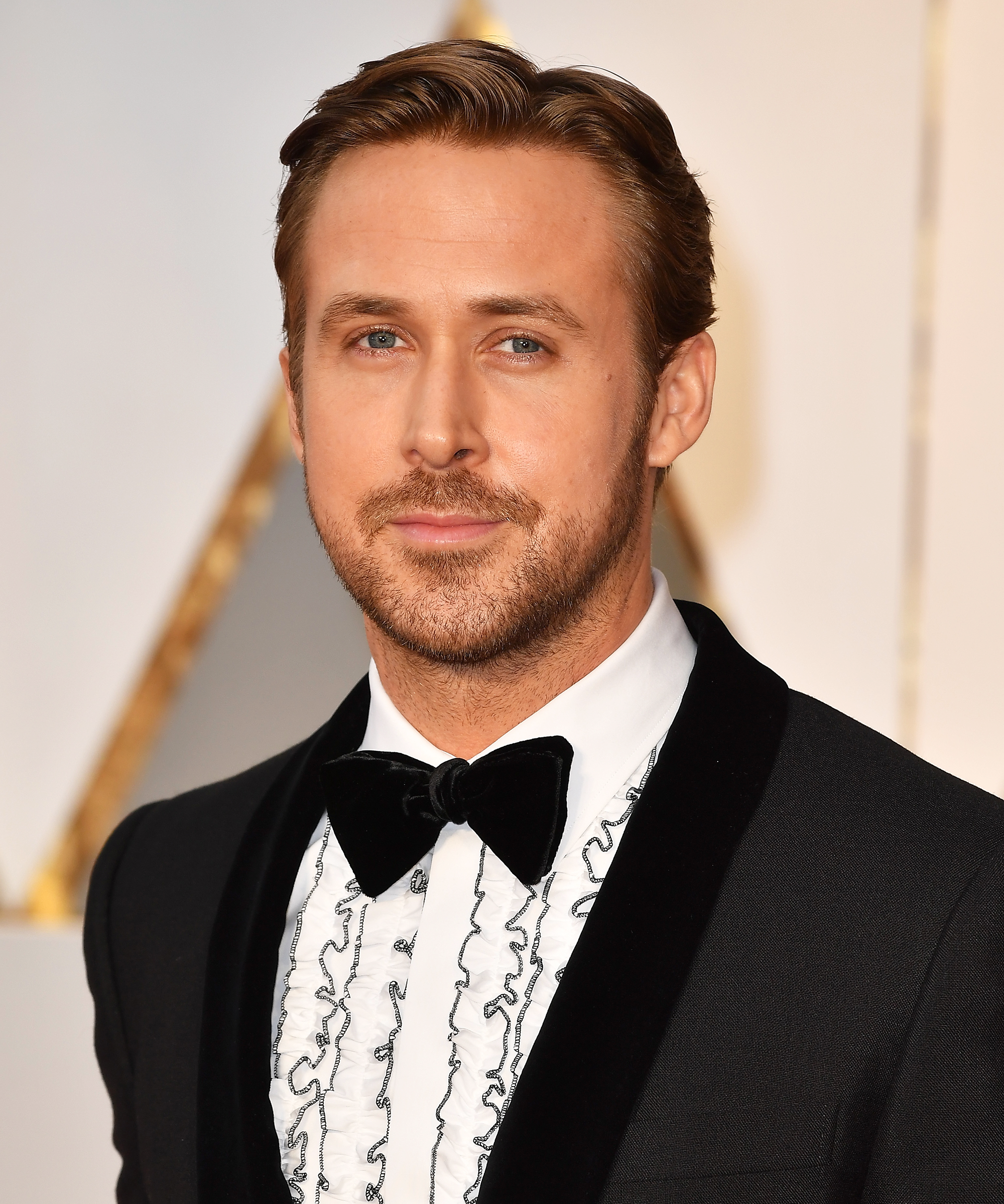 Ryan Gosling Frown Best Actor Nomination Clip Oscars