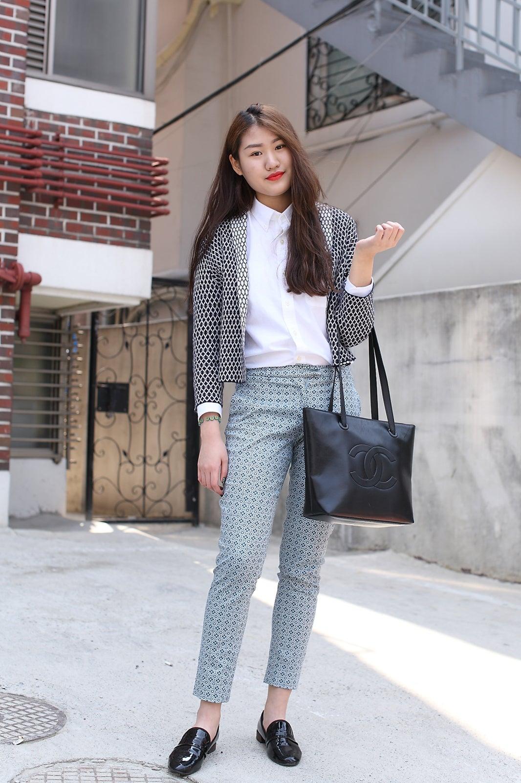 asian street style seoul tokyo taipei