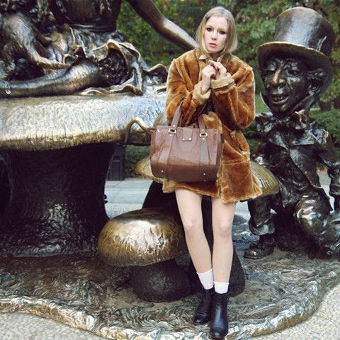 Best Margot Tenenbaum Halloween Costume, How To Photos