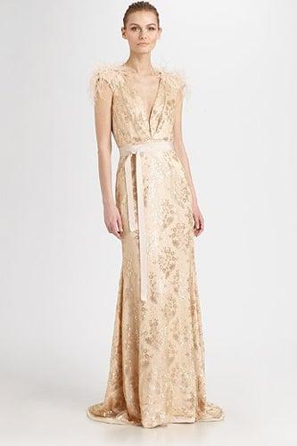 bridal alternatives white wedding dress
