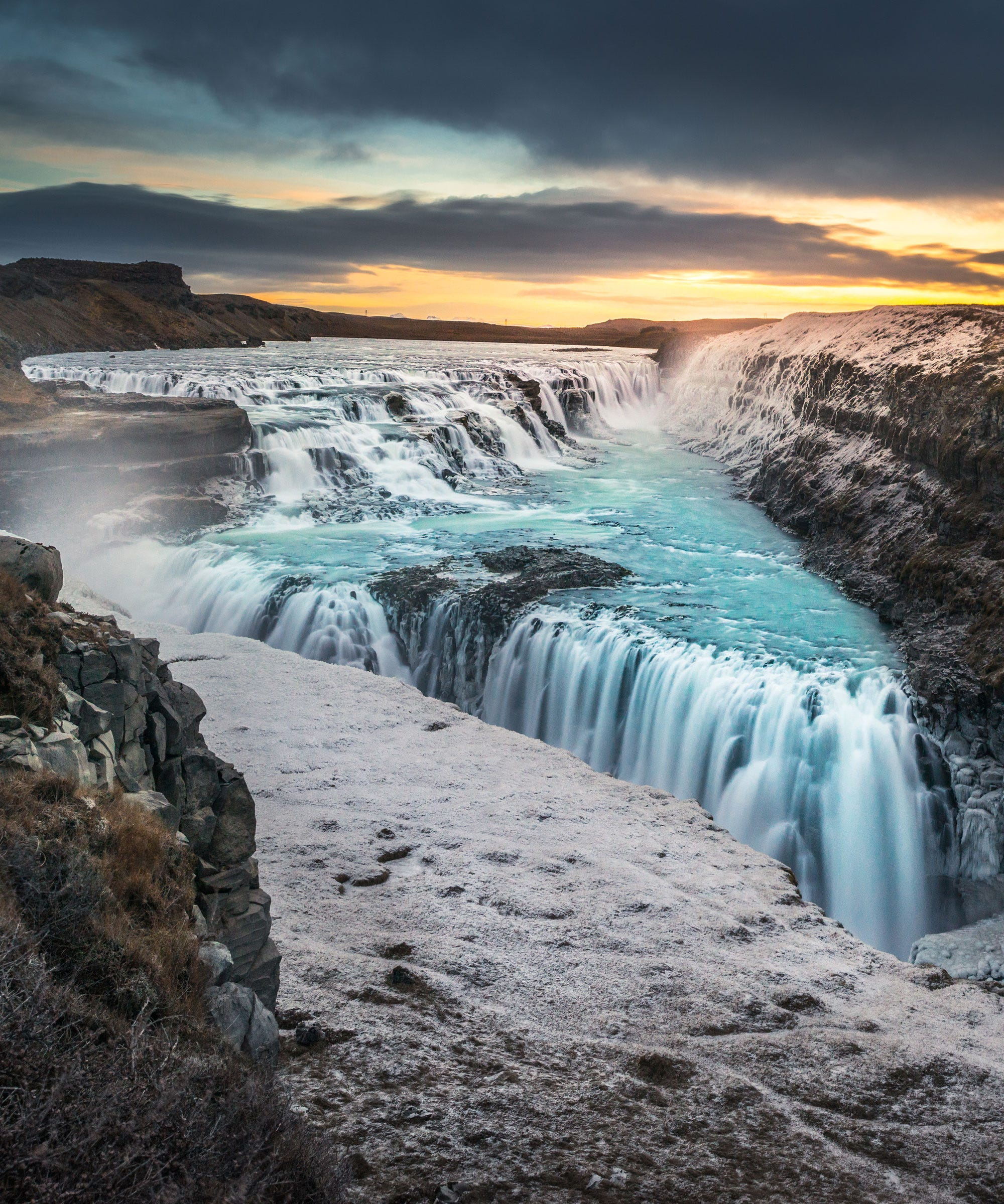 Best Waterfalls Around The World