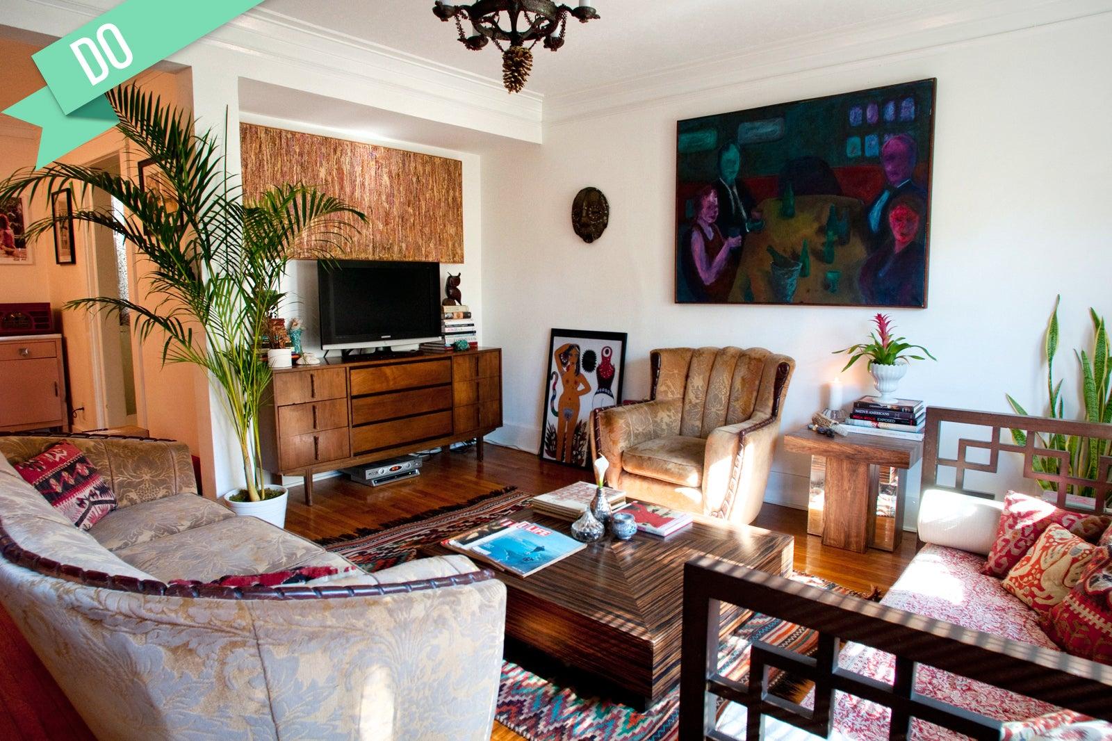 feng shui decor tips feng shui interior design. Black Bedroom Furniture Sets. Home Design Ideas