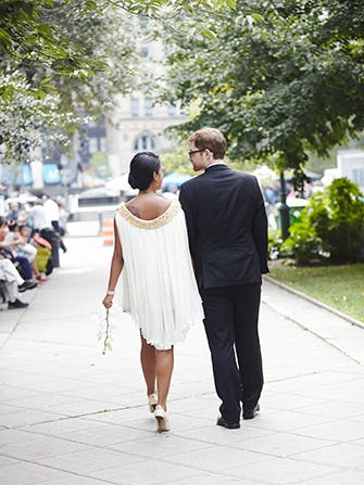 Getting Hitched? The Most Popular First Dance Song Is...