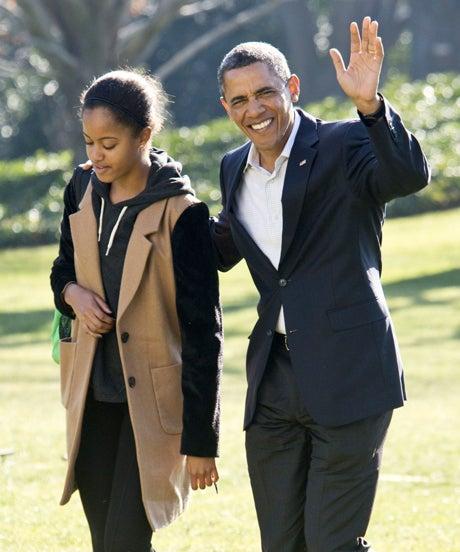 Malia Obama Boyfriends >> Malia Prom - Barack Obama Daughter