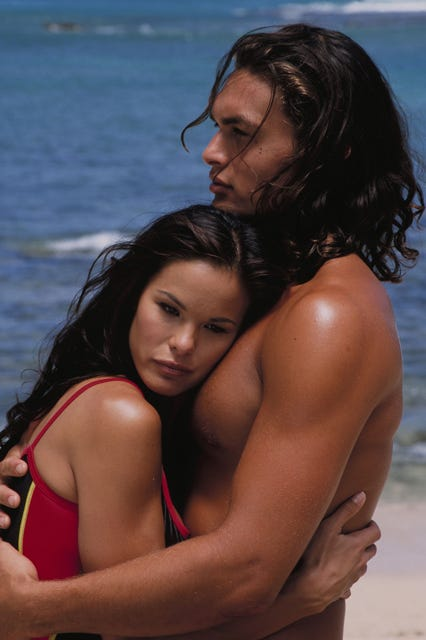 Jason Momoa Baywatch Role Pics Before Game Of Thrones Kim Kardashian Robbery