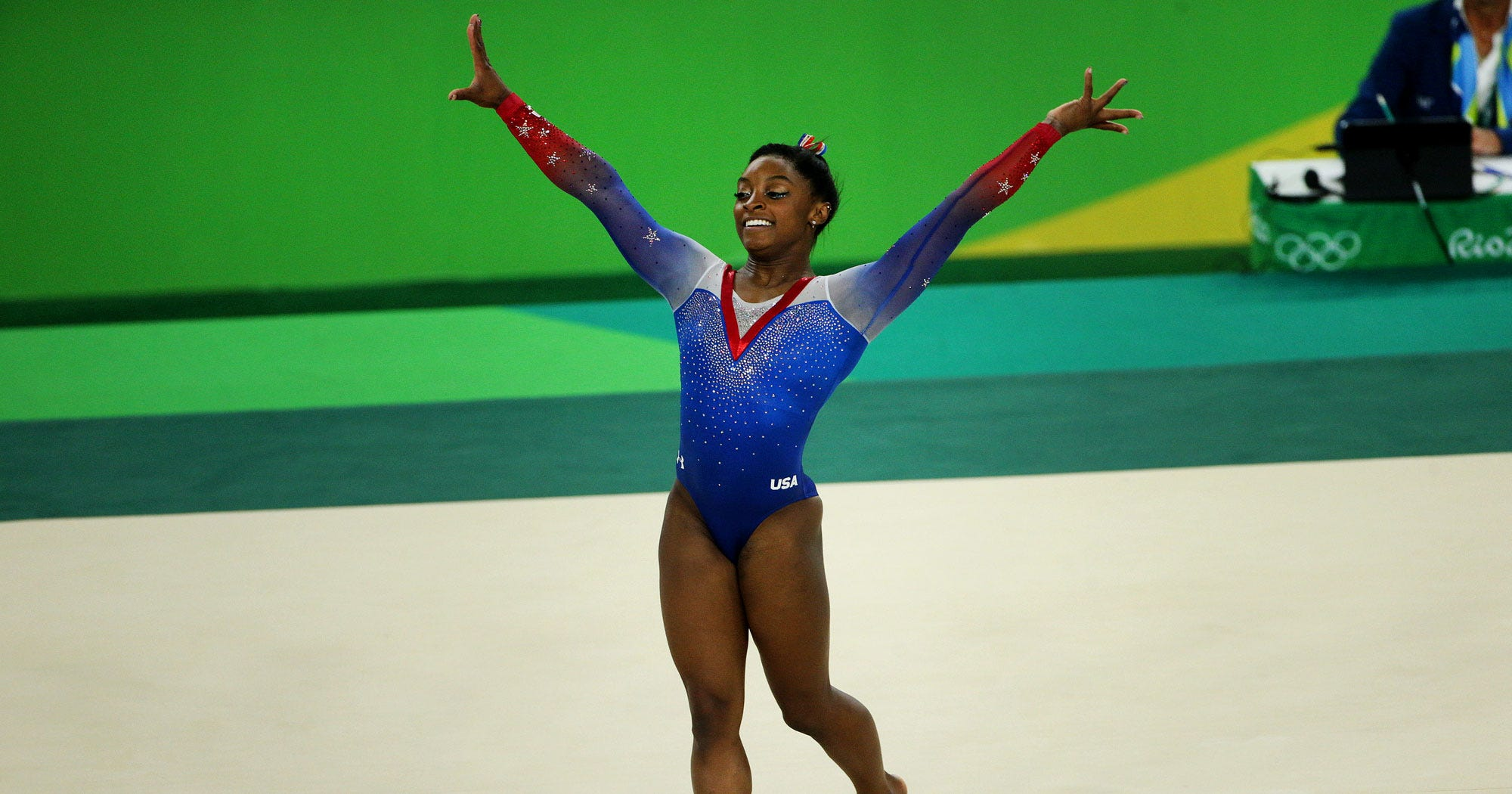 Simone Biles Aly Raisman Medals Olympics Floor Finals