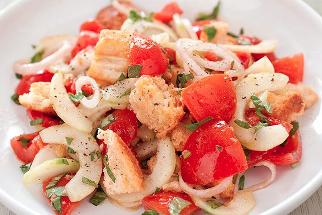 This Refreshing Italian Salad Recipe Is A Must-Try