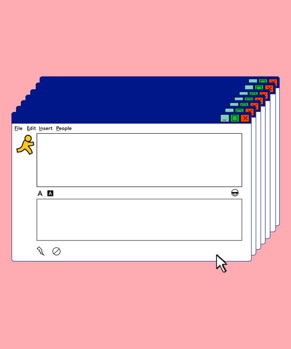Aim screen name virtual sex