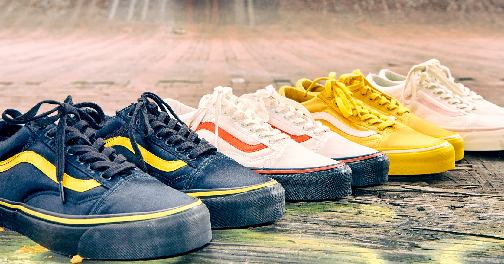 These New Vans Sneakers Are Selling Out Like Lightning forecast