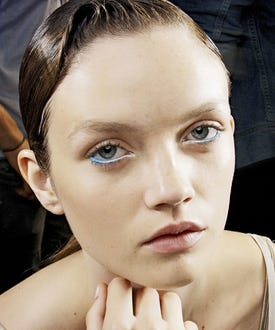ombre-eyeliner-london-fashion-week