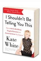 Enter to win a Kate White + Refinery29 Giveaway!