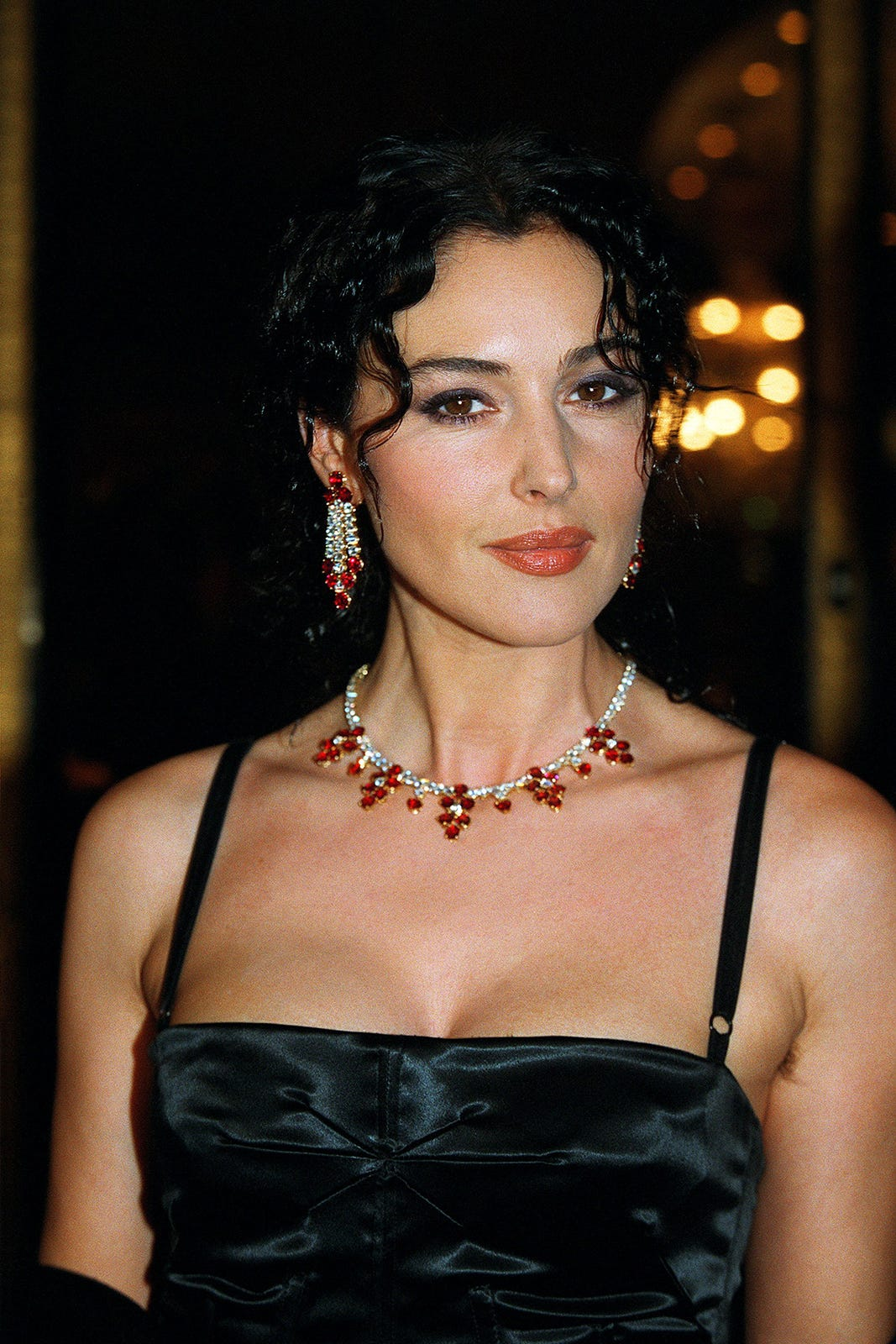 Monica Bellucci Lookbook Style File