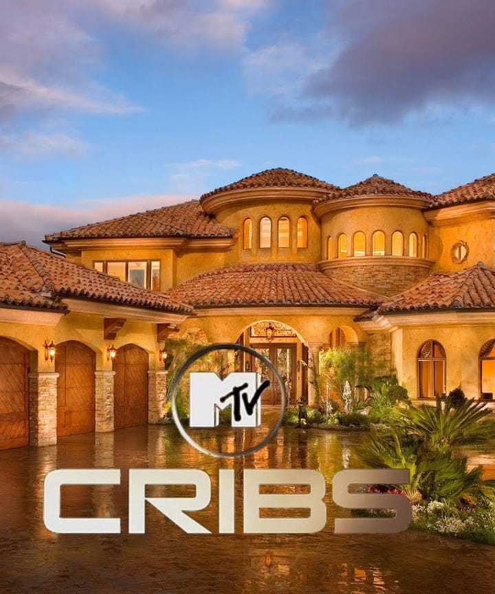 Best mtv cribs moments most expensive celebrity homes for Celebrity houses in florida
