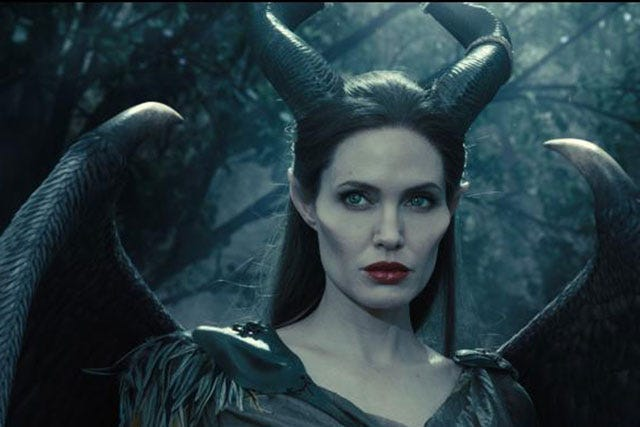 How Angelina Jolie Became Maleficent