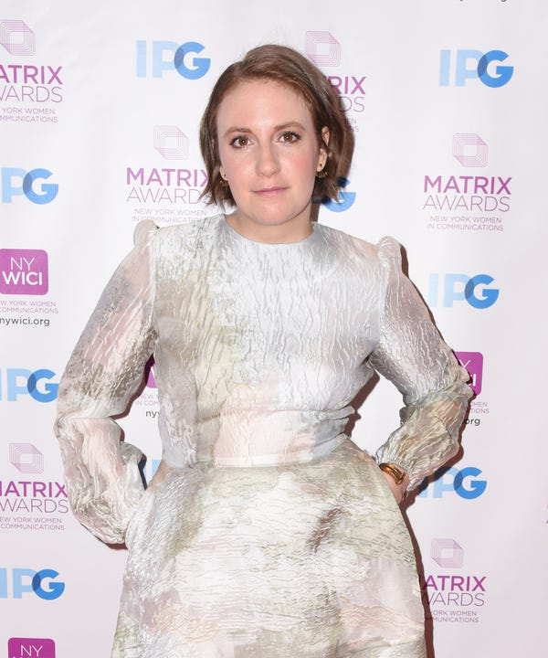 Lena Dunham Style News Girls Gossip Pictures