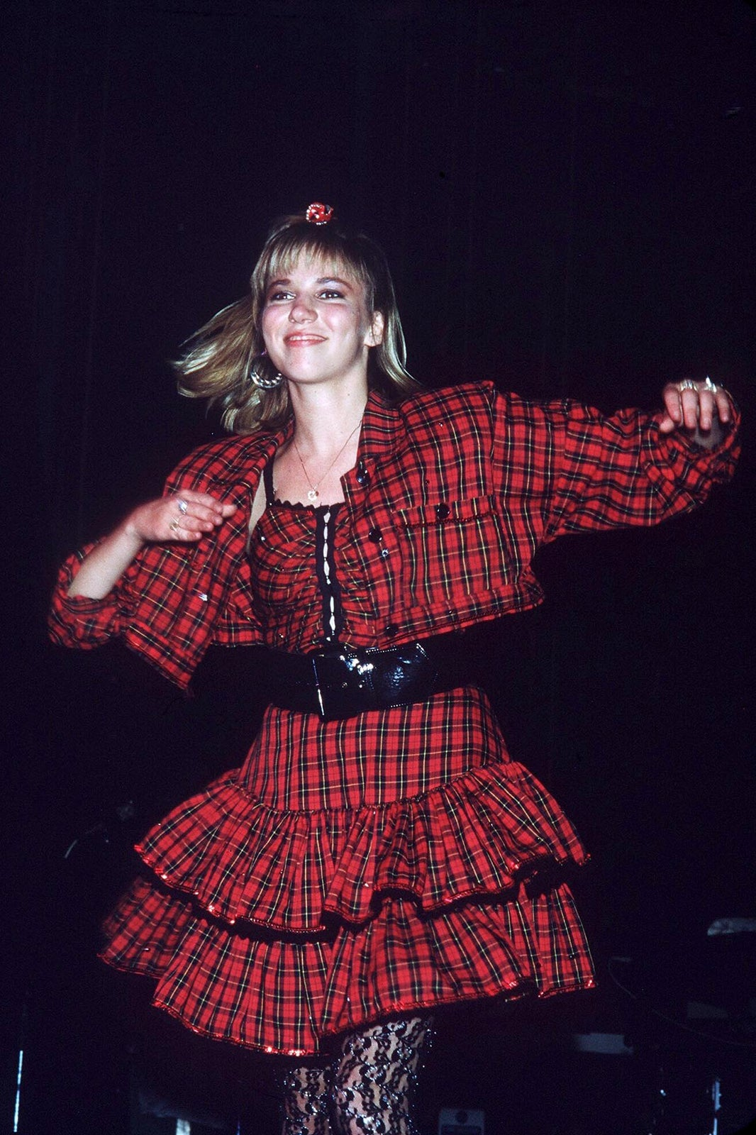 Style Icons 1989 80s Fashion Madonna Princess Diana