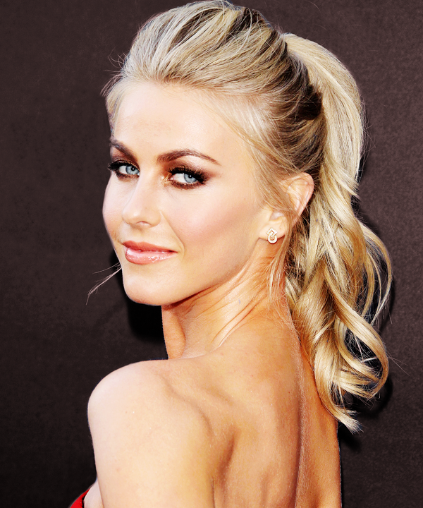 Ponytail Hairstyles Cute Updo Looks