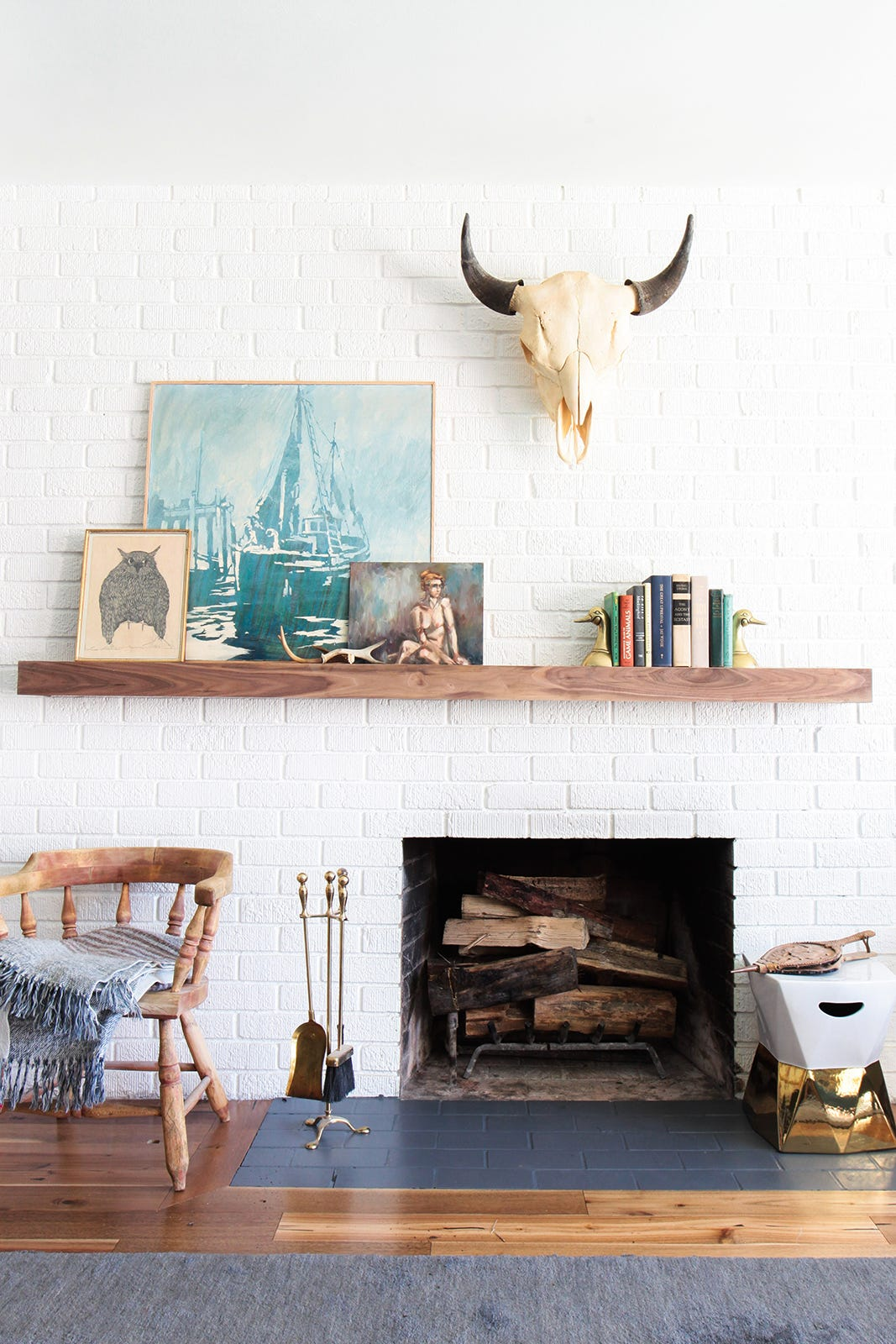 Cheap Living Room Makeover