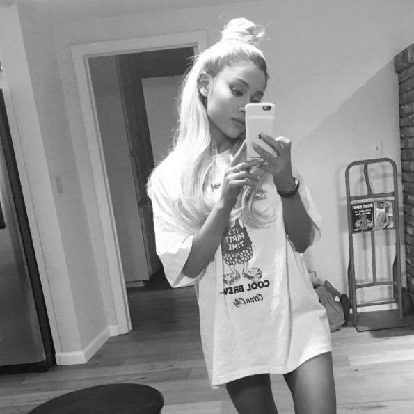 How to Get Ariana Grandes Sweetener Album Beauty Look