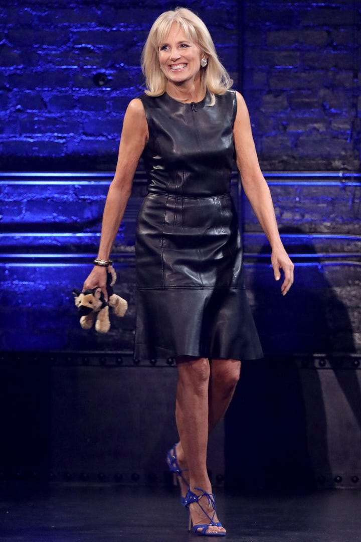 Dr. Jill Biden: The Other Fashion Powerhouse In The White House