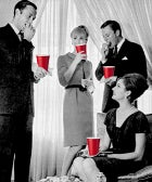 Beyond Beer Pong: 5 Drinking Games For Grown-Ups