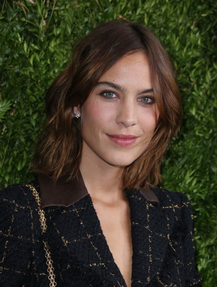 how to grow out layers into one length