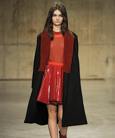Topshop Clothing - Trendy Womens Fall Pieces 2013 - photo #24