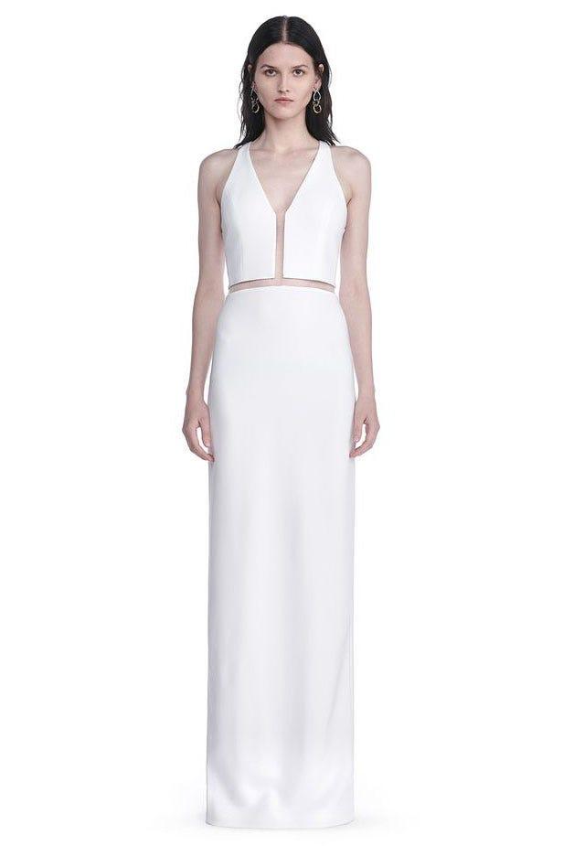 Non traditional alternative wedding dresses for Alexander wang wedding dresses