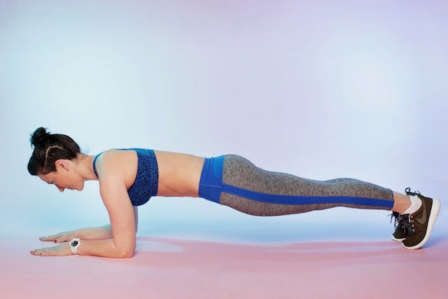 Got Barre Fatigue? A Girls Star Shares Her Favorite Moves
