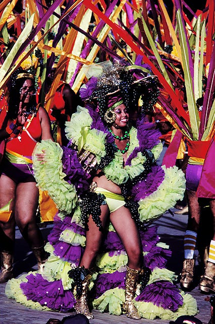 essays on carnival in trinidad and tobago Carnival, the pulse of trinidad & tobago - draft [because the cultural vocabulary is unique, i have attached a glossary of terms] trinidad & tobago is a twin-island.