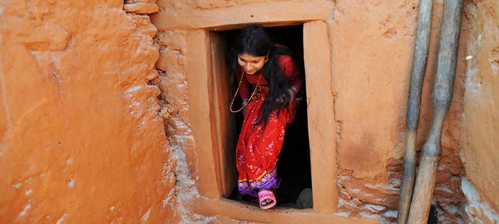 Chhaupadi Women Exiled During Menstruation In Nepal