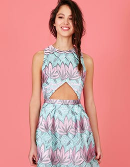 ASOS Somehow Makes Pastels & Black Lace So Right For Spring