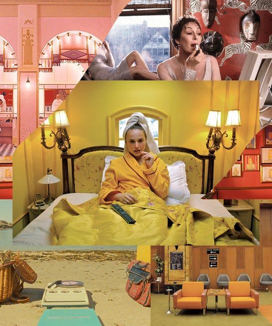 Mangareader Kingdom 545: Wes Anderson Moonrise Kingdom Grand Budapest Hotel