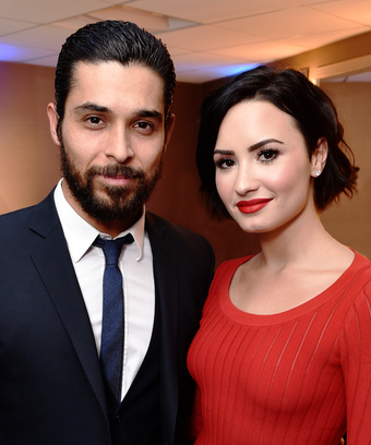 "wilmer valderrama dating demi lovato 2017 Exes demi lovato, wilmer valderrama show pda on who split in june 2016 after six years of dating i still love wilmer,"" lovato admitted in her 2017."