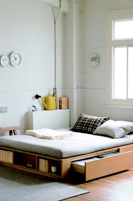 Space Efficient Bedroom Furniture: Best Space Saving Furniture